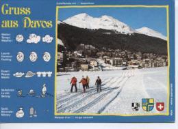 (CH257) DAVOS - GR Grisons