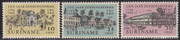 2219. Suriname, 1968, 200 Years Of Shipment Company, MH (*) - Surinam