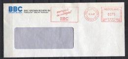 Niederlande, 1987,  EMA, Freistempel, - Marcofilie - EMA (Print Machine)