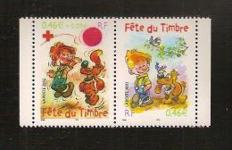 France, P3467A, 3467a, 3468, Neuf **, TTB, Boule Et Bill - Ongebruikt