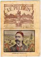Le Pélerin-N°1436-Sidi-Mohamed, Bey De Tunis (Lemot)-émeute à Brest-passion à Nancy-arrestation Espion Jap - Livres, BD, Revues