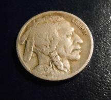 1920-D Buffalo Nickel - 1913-1938: Buffalo