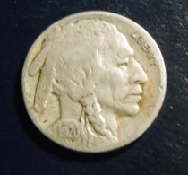 1920-S Buffalo Nickel - 1913-1938: Buffalo