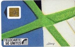 TELECARTE  CROIX VERTE  Tableau De Dorny  (C 4 ) - France