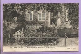 55 - BAR LE DUC - Jardins Derrière La Maison Natale De M Poincaré - Animée - - Bar Le Duc