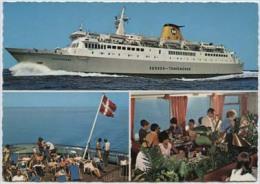 Ferry TRAVEMUNDE - CPM - Bateau/ship/schiff - Ferries