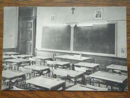 Neuville-sous-Huy Home De L'Etat Pour Enfants / Une Salle De Classe - Anno 19?? ( Zie Foto Voor Details ) !! - Hoei