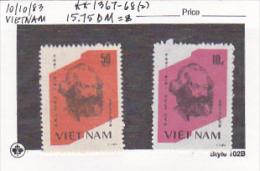 Vietnam 1983 Karl Max Set MNH - Vietnam