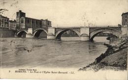 26 - Romans - Le Pont De L´ Eglise Saint Bernard - 56349 - Romans Sur Isere