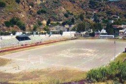 """Lipari-stadio Comunale """"Franchino Monteleone"""" - Calcio"""