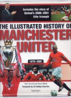 Calcio - Football. Manchester United History. (1878-2001) - 1950-Oggi