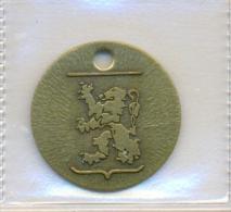 Nederland - Nieuwerkerken Aan De IJsel 1998  - Hundemarke - Dog Tax Tag- Médaille De Chien - Hondenpenning - Unclassified