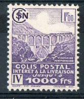 COLIS POSTAUX N° 181 Neuf ** - Neufs