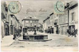 VIF - La Place Carnot   (61718) - Vif