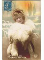 BONNE ANNÉE  - 1921 - - Nouvel An