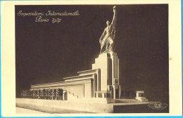 France. (75) Paris. The Exhibition Internationale 1937. The USSR  Pavilon. - Exhibitions