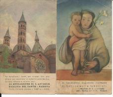 CAL041 - CALENDARIETTO 1949 -FRATINI DI S. ANTONIO - Calendriers