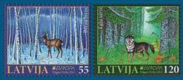 Latvia 2011 Mih. 804/05 Europa-Cept. Forests MNH ** - Latvia