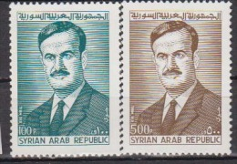 SYRIE    1972   PA     N°           416 / 417     COTE        10 € 00            ( 1460 ) - Syrie