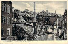 Luxembourg - Ville Haute Et Grund - Luxembourg - Ville