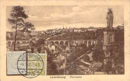 Luxembourg - Panorama - Luxembourg - Ville