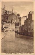 """Luxembourg - L'Alzette Au """"Grund"""" Et Ville Haute - Luxembourg - Ville"""