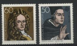 RFA: EUROPA 1980- N° Yvert 893/894** - Unused Stamps
