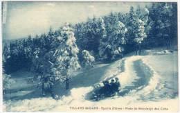 VILLARD DE LANS - Sports D' Hiver - Piste De Bobsleigh Des Clots (61721) - Villard-de-Lans