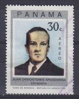 Panama 1973 Mi. 1245     30 C J. D. Arosemana, Staatsmann - Panama