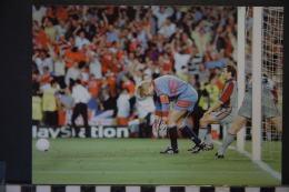 Photographie, Sports, Football, Photo De Presse L'Equipe Coupe D'europe 1999 à Barcelone Manchester United / Munich - Sports