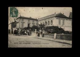 24 - MUSSIDAN - Hôtel Des Voyageurs - Mussidan