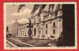 CPA: Chili - Santiago - Hotel Des Monnaies - Chile