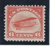USA 1918 - Yvert  #A1 * - Precio Cat. €100 - Air Mail