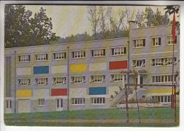 TIHANGE LES HUY ( Belgique ) - LES FLORICOTS - Maison De Vacances Des Femmes Prévoyantes De Liège - CPSM CPM GF (1962) - Sonstige