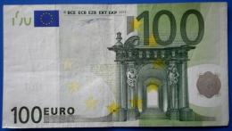 PORTUGAL 100 EURO M 2002 P005 G3 - DUISENBERG - EURO