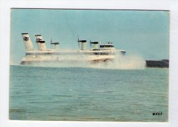 CP Hovercraft SEASPEED - Boulogne - Le Portel - Douvres - - Cartoline