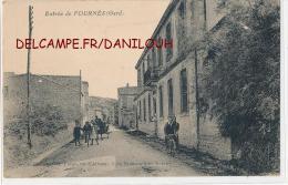 30 // FOURNES   Entrée,   ANIMEE - France