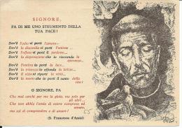 CAL054 - CALENDARIETTO 1955 - OPERA SERAFICA PRO DERELITTI - Calendriers