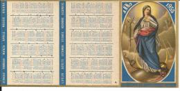 CAL057 - CALENDARIETTO 1955 - ORFANATROFIO R.R. CONCEZIONISTI SARONNO - Calendriers