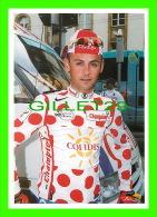 SPORTS, CYCLISME - CHRISTOPHE RINÉRO - TOUR 98, LA CHAUX-DE-FONDS (SUISSE) - PHOTO, PIERRE LORRIAUX - - Cyclisme
