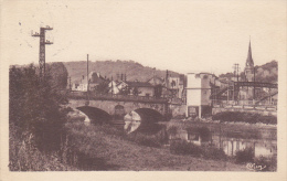 CPA JOINVILLE 52  LE PONT DE LA MARNE 1951 - Joinville