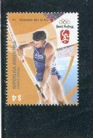 ARGENTINE Argentina 2008 Jo Pékin Y&T 2716** - Atletismo