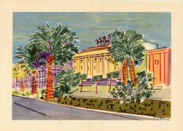 MESSINA PITTORICA AGOSTO MESSINESE LE MIGLIORI VACANZE 1956 - Messina