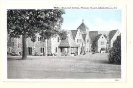 M12 Elizabethtown PA McKee Memorial Cottage Masonic Homes Postcard UNUSED - Etats-Unis