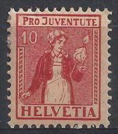 VV--066. N° 156, * , Cote 30.00 € , INFIME TRACE , Je Liquide - Svizzera