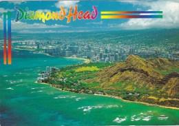 Hawaii Honolulu This Aerial View Shows Waikiki Beach 1999 - Honolulu