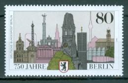 BERLIN - Mi-Nr. 776 - 750 Jahre Berlin Postfrisch - Neufs