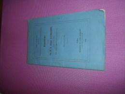 DISCOURS MARQUIS D'ANDELARRE 1860 (DOTATION ARMEE) 4 Tableaux : Imprimé à Ses Frais - Livres, BD, Revues