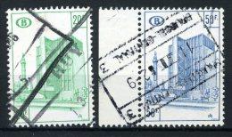 (B) TR426/427 Gestempeld 1975 - Strafportzegels Type TR399 - 1952-....