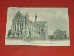 CINEY   -   Eglise Et Couvent Des Frères Capucins - Ciney